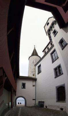 Le château de Nyon,  Nyon, Switzerland