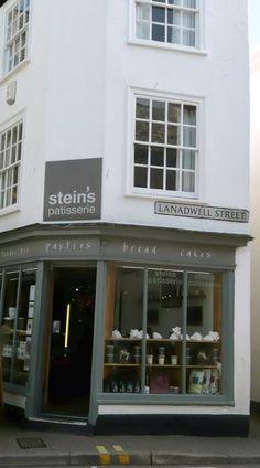 Rick Stien's Deli in Padstow Cornwall