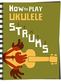 You get: - A 103 page PDF guide to ukulele strums with YouTube videos of all 49 strums. - 122 MP3s demonstrating all the examples in the book at a slow and fast tempo (not suitable for direct download to a mobile device).