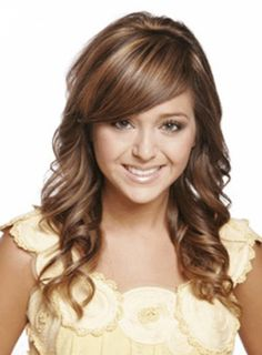cute-easy-hairstyles-for-shoulder-length-curly-hair