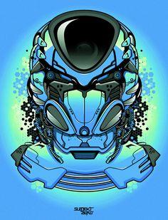 Futuristic Vector Art – Subjektzero