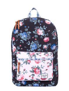 Hershel Floral Backpack