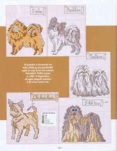 Cross Stitching, Cross Stitch Embroidery, Embroidery Patterns, Cross Stitch Charts, Cross Stitch Patterns, Dog Chart, Papillon Dog, Needlepoint Designs, Cross Stitch Animals