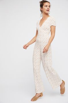 Mia Jumpsuit | Free People