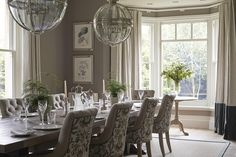 A Cozy English Country House - A Cozy English Country House – Take the Full H. - A Cozy English Country House – A Cozy English Country House – Take the Full House Tour – - Elegant Interiors, Dining Room Design, Elegant Homes, Country Interior Design, Interior Design, Home Decor, House Interior, English Country House, Luxury Interior Design