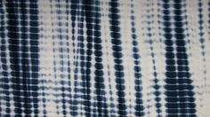 Jersey gemustert - Batik Jersey Blau Weiß ||| bei Snaply.de