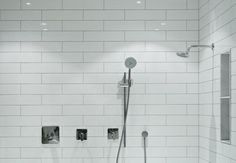 Install a prefabricated shower stall or construct a tiled shower stall? Let this guide help you decide which is best for your bathroom and budget.