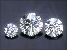 TWO pcs 5 mm 0.5 Carat Russian Sim Diamond Round cut Champagne