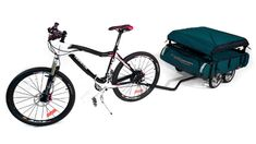 You Can Pull the World's Smallest Pop-Up Camper With Your Bike
