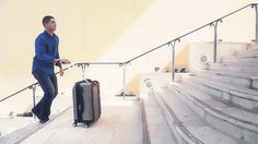 TraxPack Luggage: World's First Stair Climbing Suitcase by TraxPack Luggage — Kickstarter