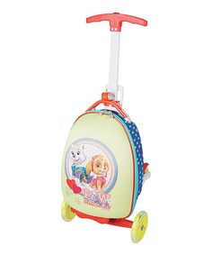 Loving this Nickelodeon 'PAW Patrol' Scootie & Carry-On on #zulily! #zulilyfinds