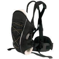 Ecosusi Back and Front Child Carrier Baby Carrier (Black) Backpacking Gear, Hiking Gear, Hiking Backpack, Camping Gear, Best Baby Carrier, Asda, Unique Baby, Golf Bags, Backpacks