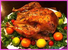 Roast turkey - http://www.motherslibrary.com/roast-turkey/