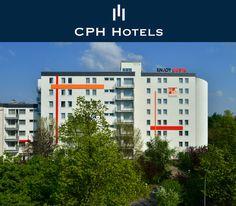 Hotels Berlin Messe - City Partner Enjoy Hotel #Berlin http://berlin-messe.cph-hotels.com