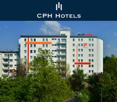 Hotels Berlin Messe - City Partner Enjoy Hotel #Berlin http://berlin-messe.cph-hotels.com
