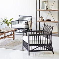 Caroline lounge chair #interiordesign #contractfurniture #wovenfurniture #natualfurniture #retail #b2bfurniture Bistro Interior, Interior Design, Contract Furniture, Porch Swing, Outdoor Furniture, Outdoor Decor, Coffee Shop, Retail, Lounge