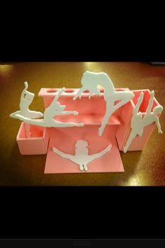 Desk tidy CAD CAM acrylic