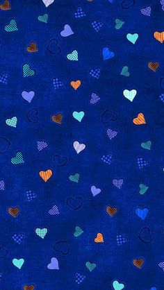 Hearts Blue #iPhone #5s #Wallpaper | http://www.ilikewallpaper.net/iphone-5-wallpaper/, here has many kinds of wallpapers ,either background or lock screen is ok.