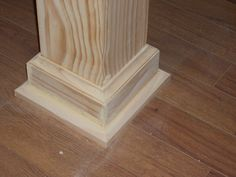 How To Build A Box Column To Cover A Post Columns Basements And - Basement pole columns covers