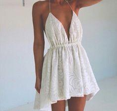 Image de dress, fashion, and white