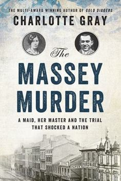 "For November, the #nonfiction #bookclub tackles some Canadian True Crime with Charlotte Gray's ""The Massey Murder"". It also happens to be a 2014 Evergreen Award Nominee. #CanLit"