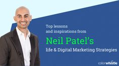 #checkout for the Digital marketing strategies and Lessons need to be learnt from Neil Patel #Digitalmarketing #SEO