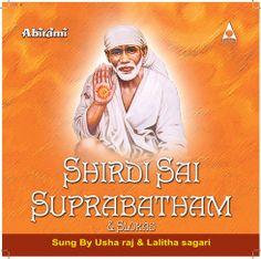 Shirdi Sai Suprabatham & Songs-ACD
