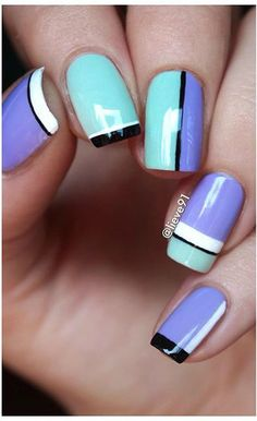 Nails by lieve91