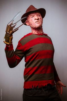 Freddy Krueger by Karysoon