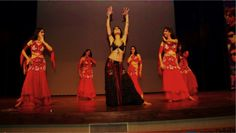 My students' showcase.  @ Delhi Dance Academy Dance Festival