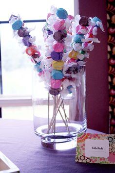 "Photo 1 of Bridal/Wedding Shower ""Newton Wedding Shower"" Grad Parties, Holiday Parties, Birthday Parties, Simple Bridal Shower, Bridal Shower Favors, Candy Party, Party Favors, Candy Theme, Wedding Candy"