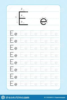 Writing Alphabet Letters, Alphabet Writing Worksheets, Preschool Writing, Abc Alphabet, Handwriting Worksheets, Kindergarten Worksheets, Preschool Alphabet, Alphabet Crafts, Handwriting Practice