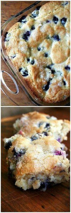 Buttermilk Blueberry Breakfast cake (bakeabite.net)