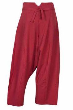 Lurdes Bergada Jersey Trousers A/W 2016 lb165077 | Walkers.Style