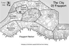 freeport map - Google Search