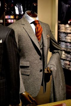 Fine tailoring for the gentleman
