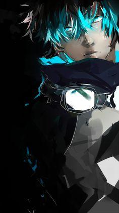 Leonardo Watch - Kekkai Sensen - Blood Blockade Battlefront