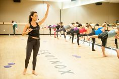 Equinox is amping up its barre program—starting with this Tara Lipinski-inspired class via @WellandGoodNYC http://www.wellandgood.com/good-sweat/equinox-barre-classes-tara-lipinski/