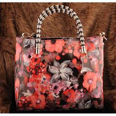 Womens fashion red leather shoulder bags $159.00 - Out of stock