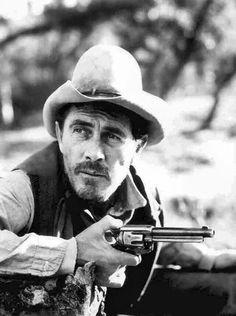 Ken Curtis as Festus Hagen on Gunsmoke.