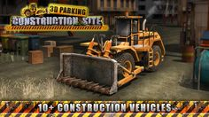 Get ready for a new parking experience! Stunning graphics, challenging levels and a thrilling construction environment are some of the key features. Play Now! Dump Truck, Google Play, Monster Trucks, Construction, Racing, App, Graphics, Vehicles, Environment
