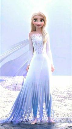 Disney Princess Frozen, Disney Princess Pictures, Frozen 2 Elsa Dress, Elsa Images, Frozen Film, Frozen Wallpaper, Elsa Cosplay, Frozen Pictures, Anna