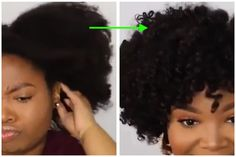 Easy Curl Technique, Protective Twist Style, Buns And Other Fab Hairstyles For Black Women Easy Curls, Twist Styles, Different Hairstyles, Black Women Fashion, Natural Looks, Black Women Hairstyles, Weave Hairstyles, Beautiful People, Natural Hair Styles