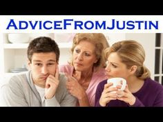 How to Deal with In-Laws - AdviceFromJustin (+playlist)