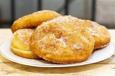 Greek Desserts, Greek Recipes, Greek Meals, What To Cook, Doughnuts, Biscotti, Sweet Tooth, French Toast, Dessert Recipes