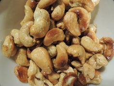 How to make Honey Roasted Cashews