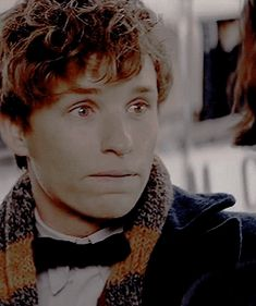newt scammander - this little cutie - fantastic beasts and where to find them Newt Scamander Imagines, Newt Scamander Aesthetic, Newton Scamander, Eddie Redmayne Fantastic Beasts, Imagines Tumblr, Harry Potter Actors, Animal Habitats, Fantastic Beasts And Where, Draco Malfoy