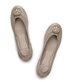 Caroline Ballet Flat- love these for Fall
