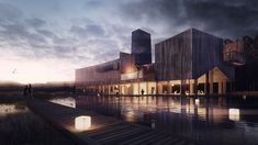 CGarchitect - Professional 3D Architectural Visualization User Community | Inspiration: Water Vol. 3