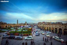 Erbil . Kurdistan The capital of the tourist Shar park        Ahmed.z.pasha